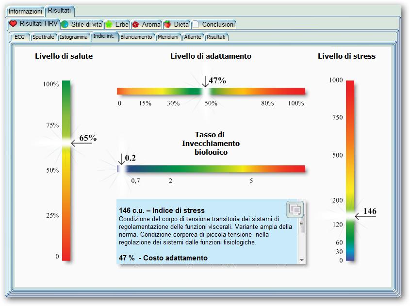 Итальянская версия программы